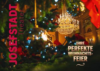 Die Perfekte Weihnachtsfeier.Theater In Der Josefstadt Weihnachtsfeier